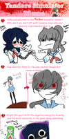 Yandere Simulator Meme by TheRejectedCulb