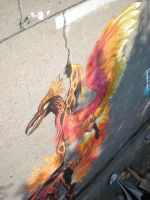 Chalk Walk 2011 another angle by Shadowind