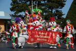 Tomorrowland Christmas Stories Parade Elves by Futaba2