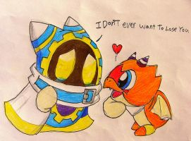 Gift: I'll Never Leave you Landia by Rotommowtom