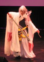 Cosplay Sesshomaru by Askald