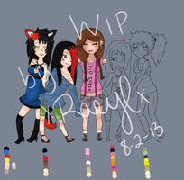 Another WIP by xRaeylx