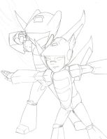 My brother by G1-Ratbat