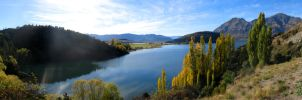 Wanaka Lake by Tul-152