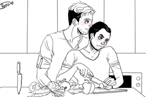 30 Day OTP Challenge- Day 21: Cooking by octofied