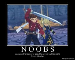 NOOBS by chereseaaurion8