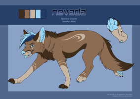 Nevada Reference by Silvixen