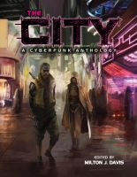 The City Anthology Final Cover by Djele