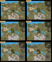 Hyrule World Atlas 2.0 by UndyingNephalim
