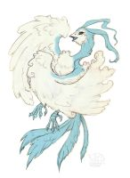 Spinel the altaria by Vattukatt