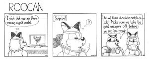 Roocan Strip 97 by BrunoMeles