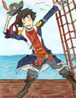 Pirate Ash by Back2Freestyle15