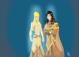 Whitethorn sisters1 by RodneyCJacobsen