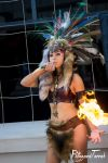PMX14 - Fire Princess by BlizzardTerrak