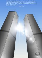 9/11 IN REMEMBRANCE by ERIC-ARTS-inc
