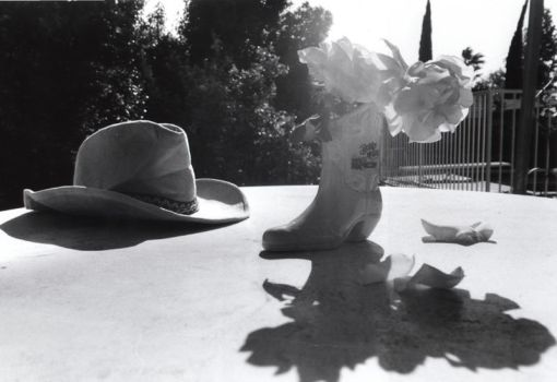 Cowboy Table by pfflmp