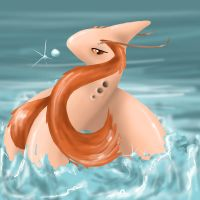Milotic by Silverbirch