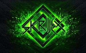 Skrillex Wallpaper by jhasson