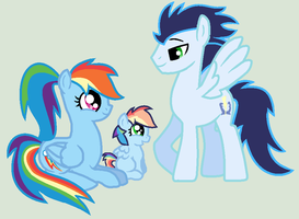 MLP Family by rainbowdash666666666