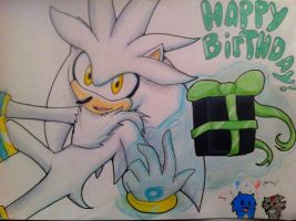 Happy Birthday by cassidythehedgehog1