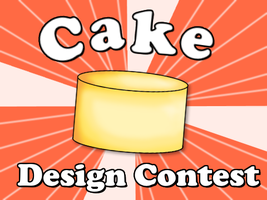 Cake Design Contest [Ends March 1st] by xVanyx