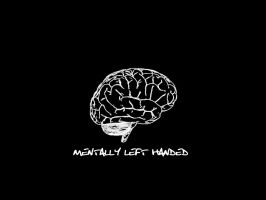 Mentally left handed by POLangevin