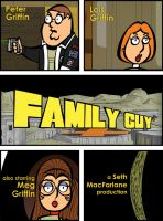 Family Guy 1999 Year 2 by timelike01