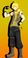 Male!Yang by Key-Mu