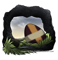 100 Themes - Mystery Egg Adopt - Adopted by Feralx1