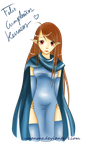 Gift - Vithae for Kenneos by Waanmo