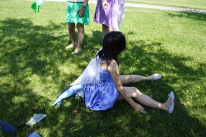 Let me rest my feet by tegwata