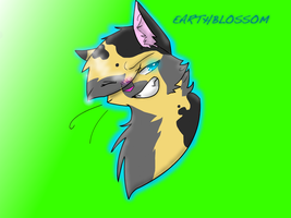 Earthblossom of Riverclan by SimplyMisty