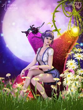 Whimsical Luminescence by RavenMoonDesigns