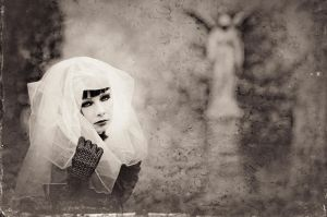 Winter melancholy by Drastique-Plastique