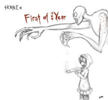 SKRILLEX - First Of The Year by Ziiri
