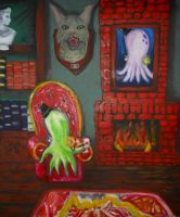 The REAL Dr. Octopus by Karret