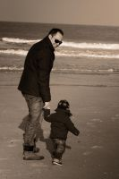 Father and Son by simoner
