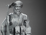 Pashtuun Sculpt by OrkanSlayer78