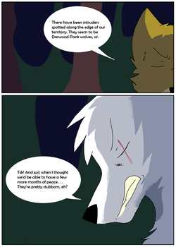 Wolf's Destiny-Page 58 by Itrakat