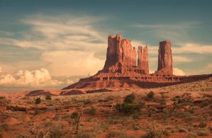 Monument Valley 1 by RollingFishays