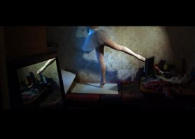 Ballerina in my room by CristianaApostol