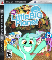 My Little Big Planet by nickyv917