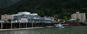 Downtown Juneau by dirtylittlecity