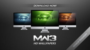 Modern Warfare 3 Wallpapers by TechlifeGFX by TechlifeGFX