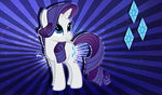 Rarity Wallpaper by alanfernandoflores01