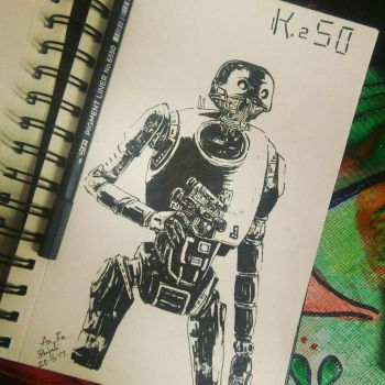 K2SO by AlexAzuOtaku