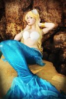 Blue Mermaid 2 by Usagi-Tsukino-krv
