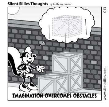 Silent Sillies Thoughts 013 by JK-Antwon