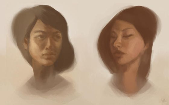 Portraits by Whimsnicole
