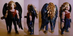 DBAF Dark Angel Vegeta SSj3 ct by pgv